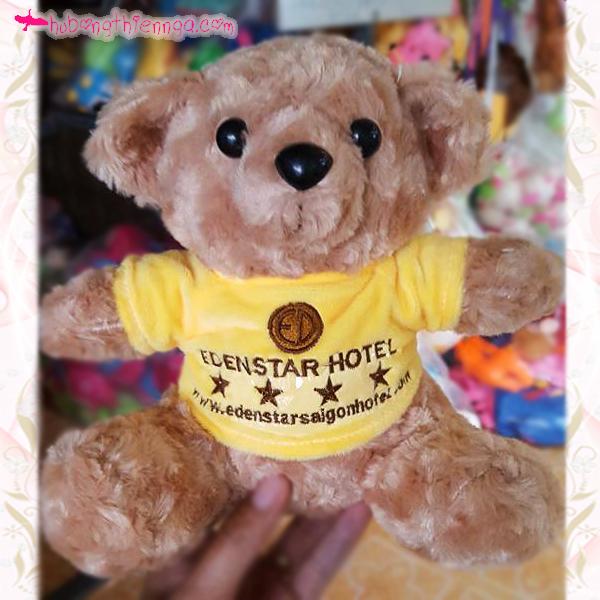 Vải gấu bông quà tặng là nhung mịn cao cấp